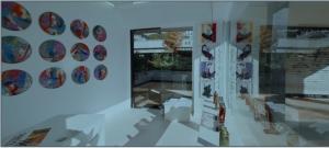 Show room de la Maëlle Galerie