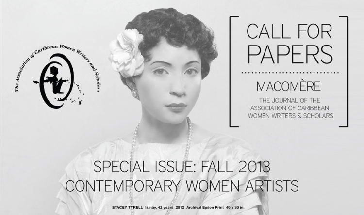 MACOMÈRE Special Art Issue flyer