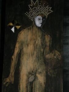 Bruno PédurandL'héritage de Cham (détail)