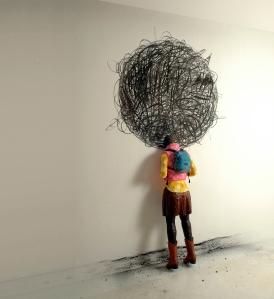 Jorge PinedaAfro issuesInstallation 2006-2009