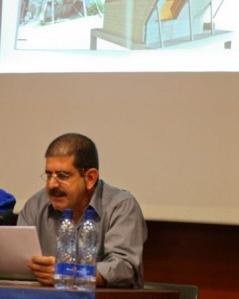 David Mateo au symposium Revues en vue en Martinique