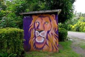 Le lion de Judée