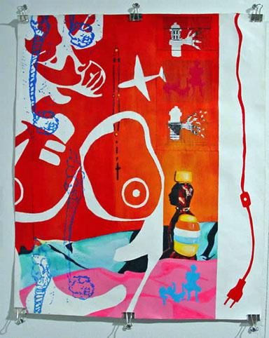 Red Room Limobo Crossed Nicole Awaï