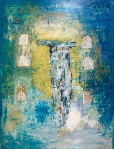 Série Christ1994 Acrylique sur toile
