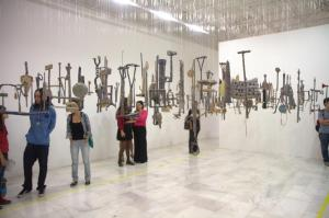 Biennale de Sao Paulo, vue générale