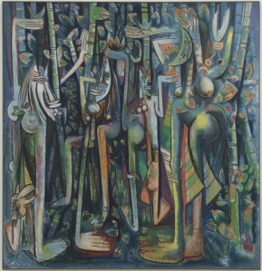 La jungle Wifredo Lam