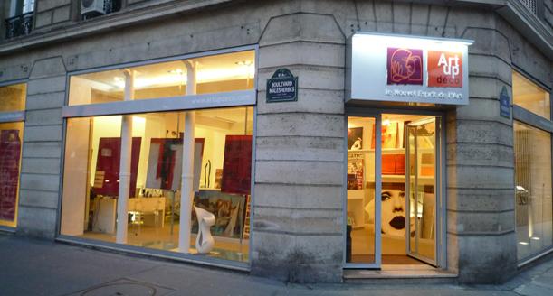 Radioscopie des galeries d'art contemporain en France (1/3)