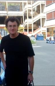 Alfredo Jaar au lycée Schoelcher