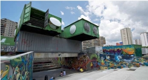 Tiuna el fuerte cultural park Caracas Venezuela