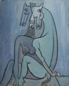 "Wifredo Lam une "" femme - cheval"""