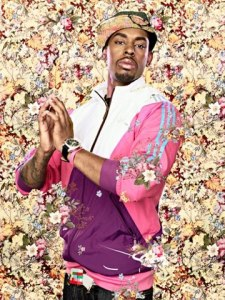 Kehinde Wiley 2009via C. thiollier