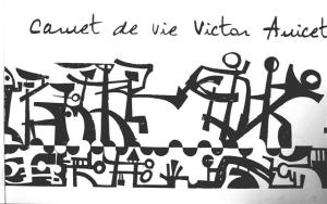 Victor Anicet Reconstitution des planches des années soixante - dix