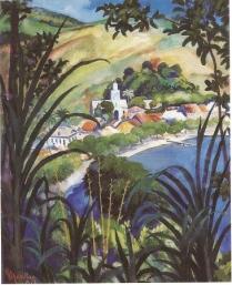 Jules Marillac L'Eglise de la Trinité 1934
