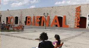 X biennale de la Havane  El Morro