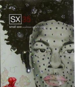 Small axe n° 35