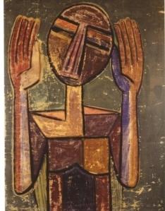 Wifredo Lam Figure 1939