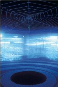 Joscelyn Gardner Virtual Omphalos multi media installation 1996