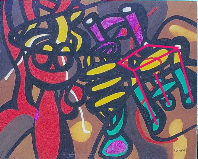 La chaise dans l'art haïtien par Gérald Alexis (2/4)