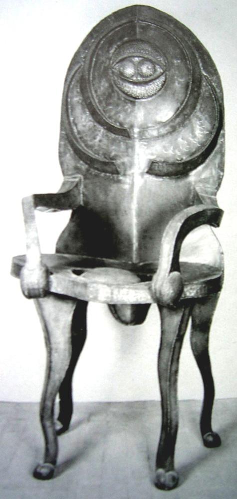 La chaise dans l'art haïtien par Gérald Alexis (4/4)