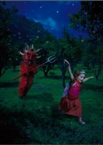 Jean Baptiste Barret Dans la forêt magique n°3