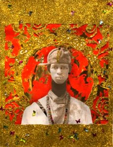 Ebony G. Patterson Untitled-ii-khani-di-krew-variable-ed-iimixed-media-on-handcut-paper_mixed-media-on-paper_2009.jpg