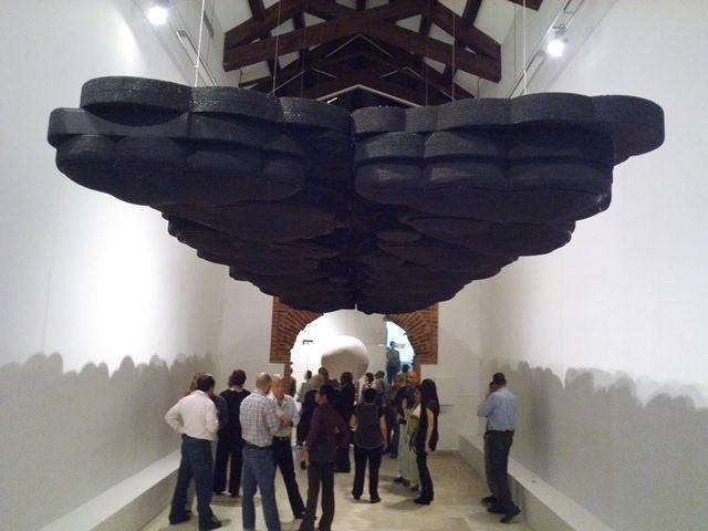 Belkis Ramirez Aquella nube, 2013-2014