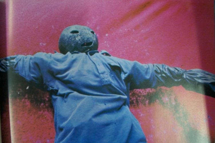 Espantapájaros del Sur no.71, fotografía a color, 51x76 cm, 1982-1984