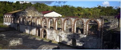 Habitation Saint - Etienne Gros Morne  Martinique