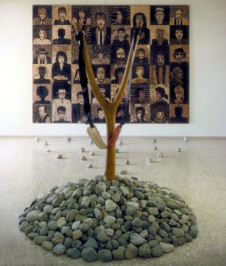 Belkis Ramirez De la misma madera 1994