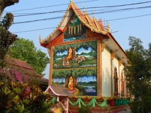 Fig.3 Bâtiment du vat Dong Palan