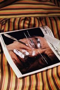 photos retouchées à la cocaïne