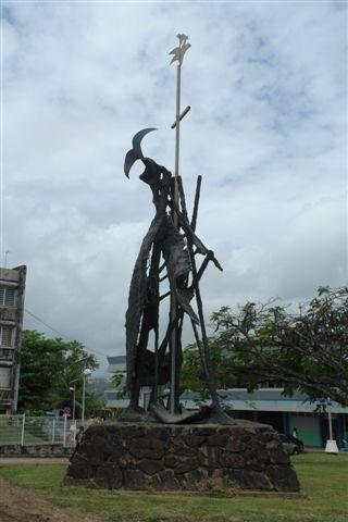 1% artistique de la cité scolaire de Trinité