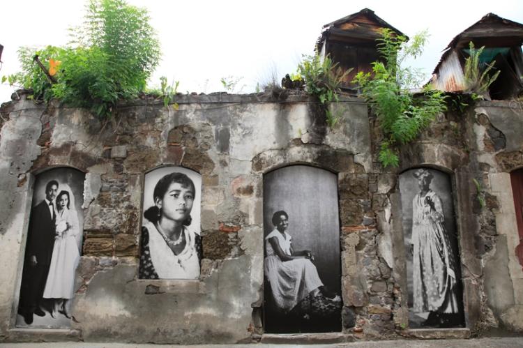 Anabell Guerrero  © Se Souvenir Saint - Pierre Martinique