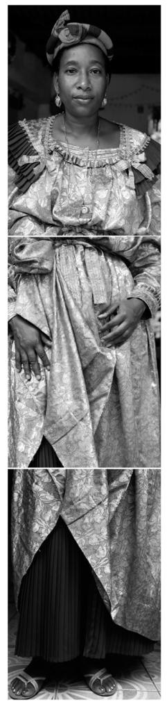 Anabell Guerrero © Les Pierrotines Marie-Turenne Saint - Pierre  Martinique  2014