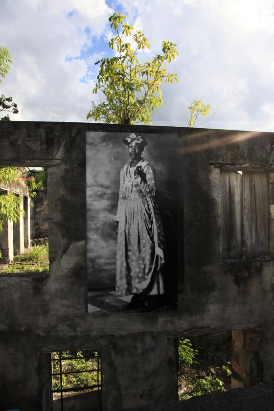 Anabell Guerrero  © Se Souvenir- coeur créole Saint - Pierre