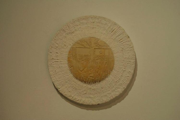 Bill grace Mandala - a collaboration with Alison Chapman Andrews