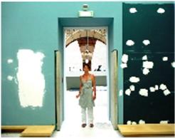 Florence Le Gall, Architecte D.P.L.G - scénographe Photographie de Rip Hopkins, agence VU, 2006