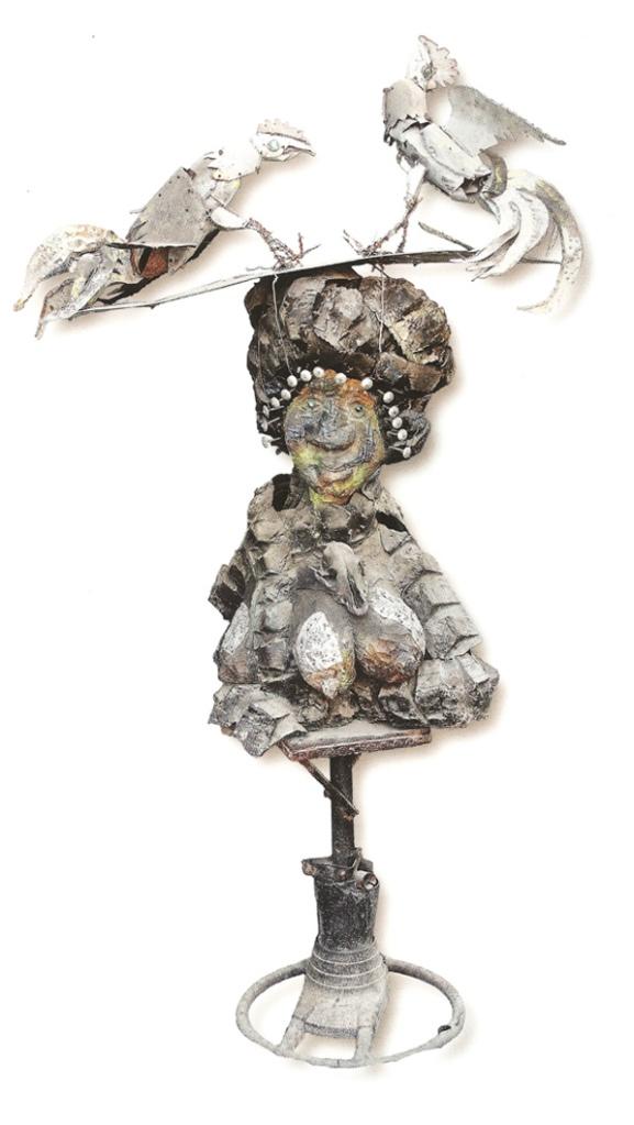 André Eugène Madame Ledan  Catalogue de l'exposition Haïti, deux siècles de création artistique