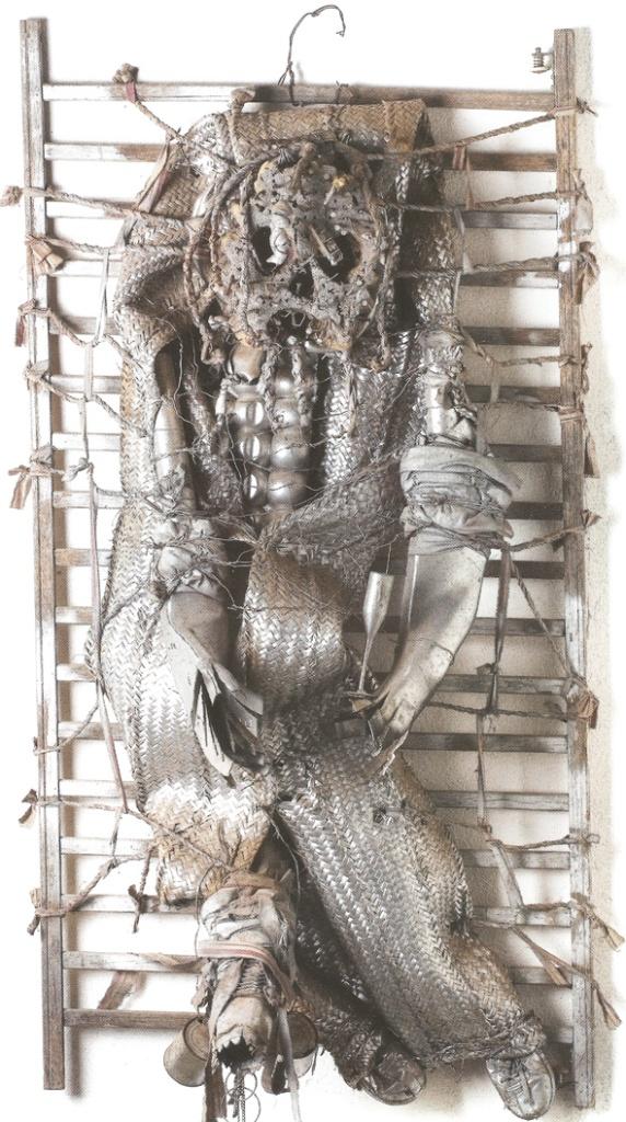 Frantz Jacques dit Guyodo Catalogue de l'exposition Haïti, deux siècles de création artistique