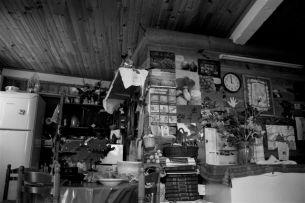 Chez Man Bèbert Cynthia Phibel photographie numérique noir et blanc - Juin 2008