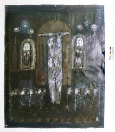Ernest Breleur Série des Christ 1993