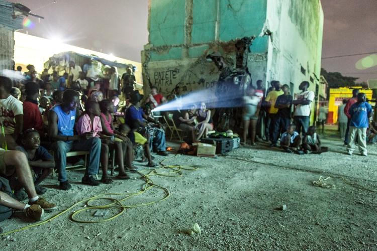 Ghetto Biennale 2013