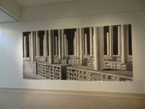 Alexandre Arrechea El mapa del silencio Museo nacional de bellas artes