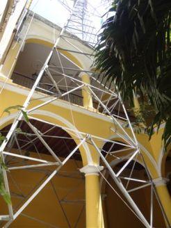 In Situ Humberto Diaz, Alta tension