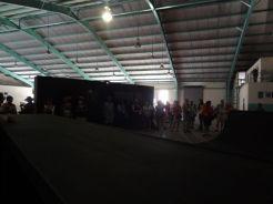 Steeve Bauras, 3K Salle polyvalente de San Isidro, Habana Vieja