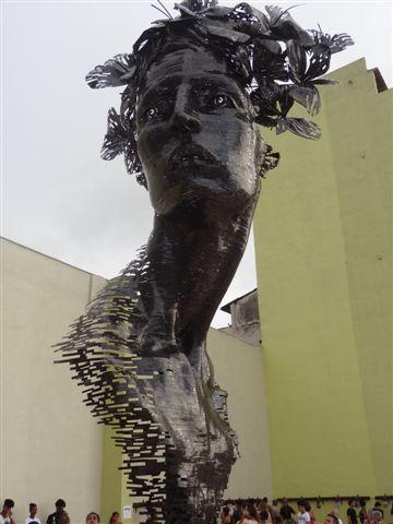 Detras del muro, Malecon, plus de cinquante oeuvres dans l'espace public