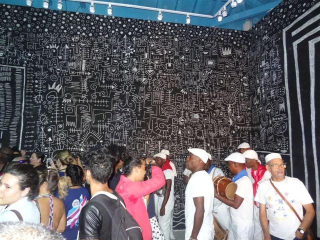 Douzième biennale de La Havane : Instantanés - souvenirs (5/6)