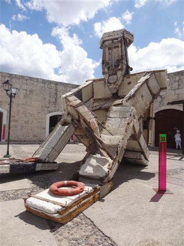Kcho Zona Franca El Morro, La Cabaña .