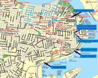 Habana New Map. 1
