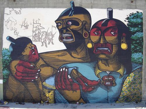 Les nouveaux cannibales, Nunca, São Paulo, 2014